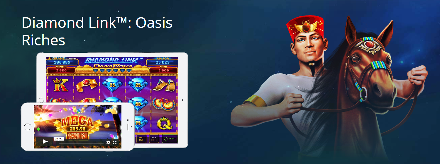 oasis riches game